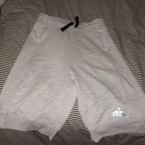 Adidas Cross-Up Shorts Sweatshort